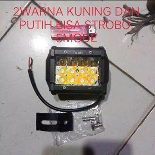 LAMPU TEMBAK / SOROT LED CREE 5 MODE (STANDBY AND STROBO)