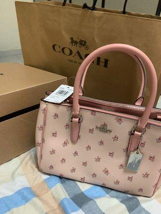 BN Coach bag with tag AUTHENTIC