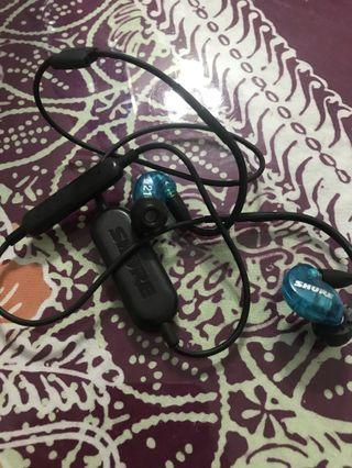 Shure se 215 wireless