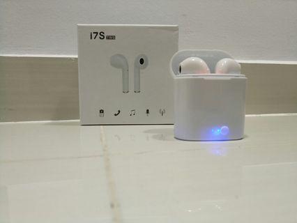 Wireless earpiece