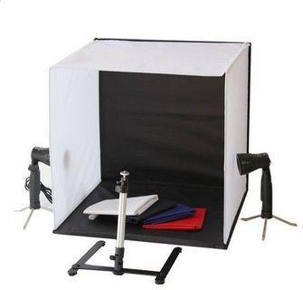 🚚 Portable 50×50×50 cm Camera Photo Studio Box