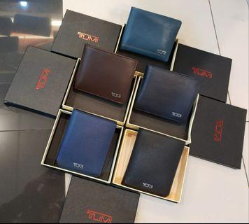 Tumi Wallet 100% original