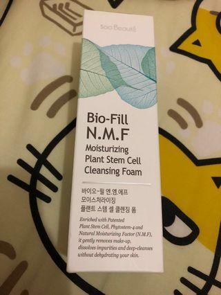 Soo Beaute Moisturizing Cleansing Foam 洗面 韓國