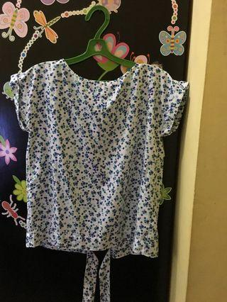 Mango top & skirt (bundle)