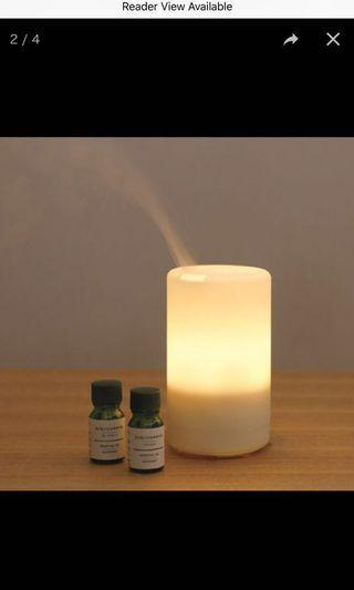 Brand new with seal Muji Aroma Diffuser