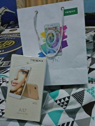 Oppo A37 rosegold