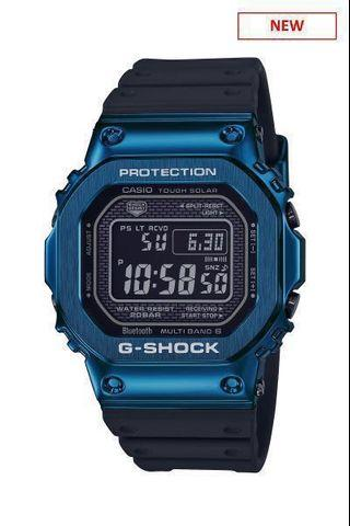 Brand New Original CASIO G-SHOCK GMW-B5000GD-2DR GMW-B5000GD GMW-B5000