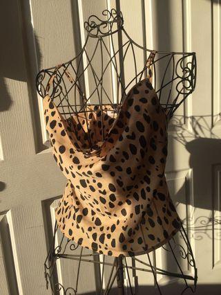 Cheetah Silk Shit