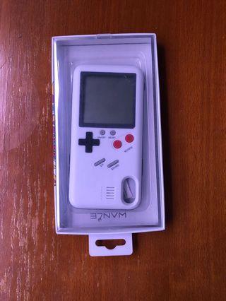 🚚 Iphone X Gameboy Case