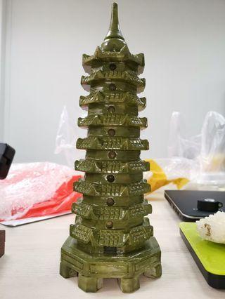 Dong ling yu pagoda 东陵玉文昌塔.