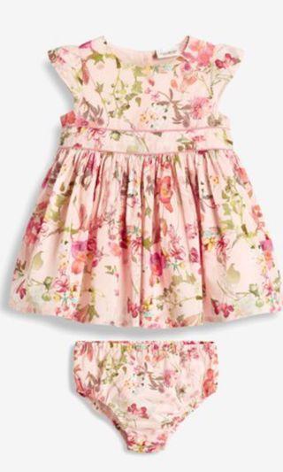 Next UK Baby Dress