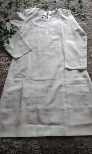 Tunik broken white