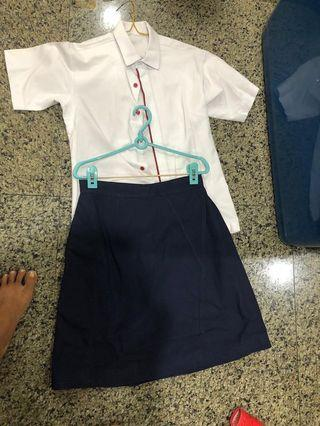 Yishun junior college uniform