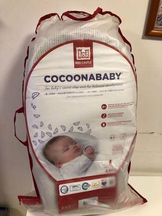 Red Castle cocoonababy 鵝蛋型睡枕