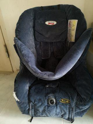 🚚 Baby Car Seat Britax Royale
