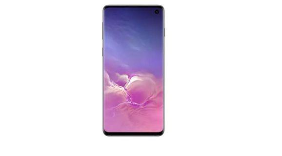 Samsung s10 +512gb white black