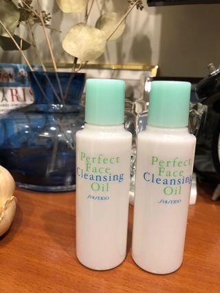 🚚 資生堂 水淨化潔顏油