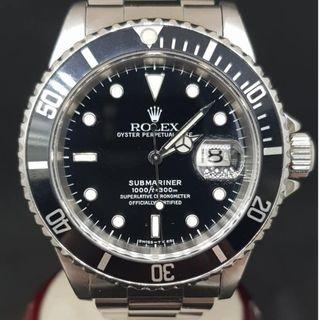 Rolex Submariner (16610)