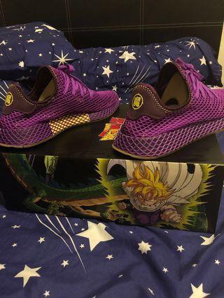 🚚 Adidas dragon ball sun goh han condition 9.5/10