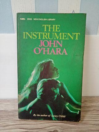 The Instrument,  John O'hara