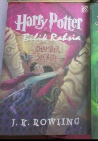 Harry Potter Bilik Rahsia