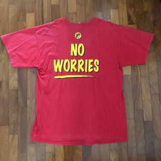 """NO WORRIES"" BEAVER TEE"
