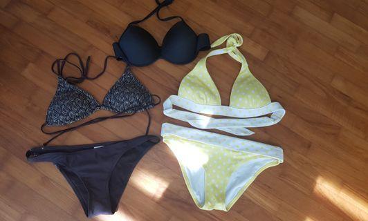 [♡BEST PRICE] Halterneck Bikini Set - ALL