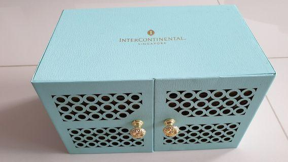 Intercontinental mooncake box