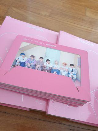 INSTOCK BIGHIT BTS MAP OF THE SOUL PERSONA