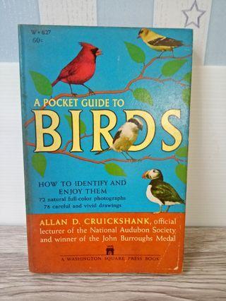 A pocket guide to BIRDS