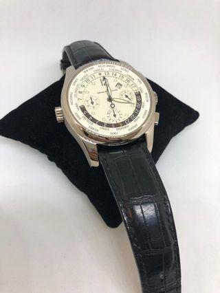 🚚 GIRARD PERREGAUX WORLD TIME CHRONO WW.TC