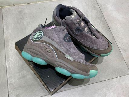 Reebok x Unik Answer DMX Iverson Shoes 8.5 9 Question