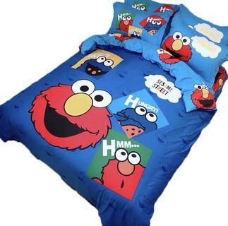 🚚 Sesame Street blue