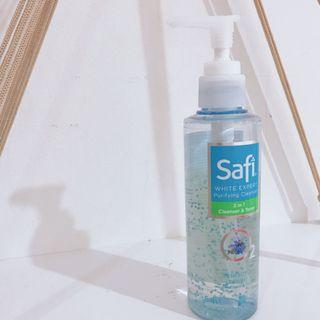 Safi White Expert Purifying Cleanser 2 in 1 Cleanser & Toner