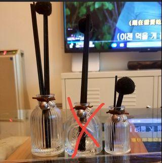 藤支香薰玻璃樽 aroma sticks & bottles