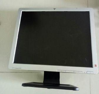 HP Monitor 17inch VGA & DVI