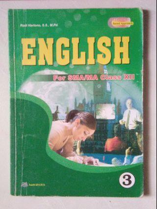 BUKU ENGLISH