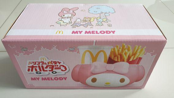 My Melody fast food holder