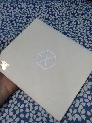 EXO-K Mini Album MAMA