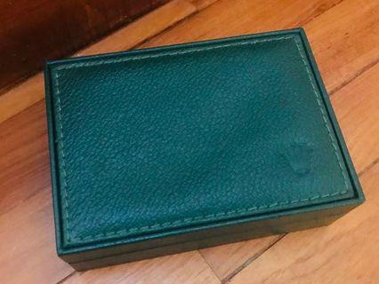Vintage Rolex Watch Box with Tags but No Pillow (last unit available)