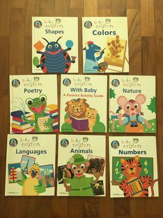 Baby Einstein Books