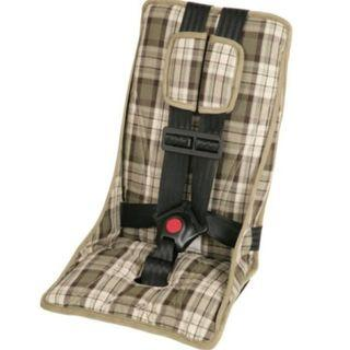 Portable Eddie Bauer Car Seat (weighs only 4lbs)