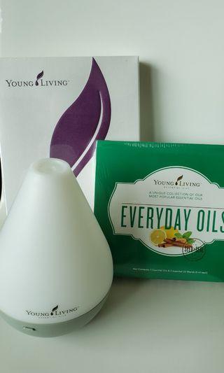 Young Living Essential Oil w/Air Sprayer精油連噴霧器