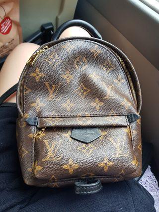 LV mini 後背包