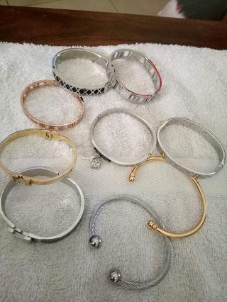 high quality bracelet @ 300 each