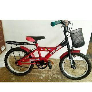 Kids Bike 16 inches (3-5 years)