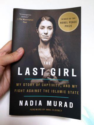 The last girl (Nobel peace prize winner)