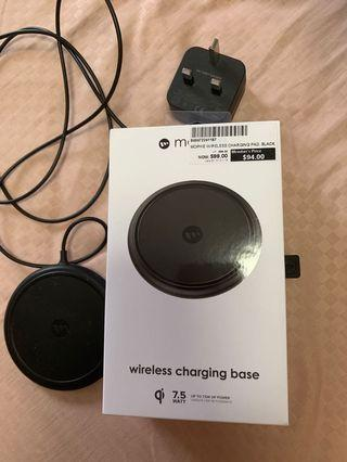 🚚 Wireless Charger Base