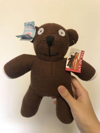 BNWT Mr Bean Teddy Bear