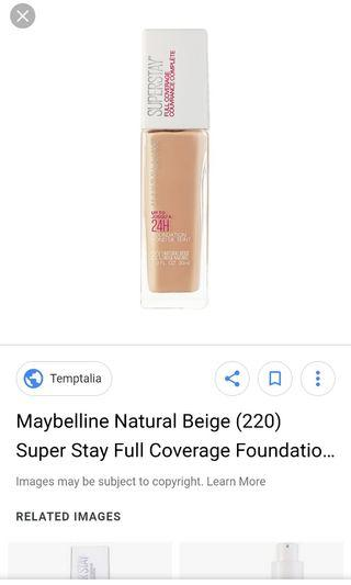 Superstay Foundation Code 200